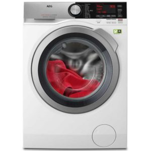 AEG L9FEC966R 9kg OKO Steam Washing Machine 1600rpm 9000 Series - WHITE