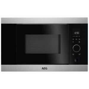 AEG MBB1756S-M 60cm Built In Microwave For Wall Unit – STAINLESS STEEL