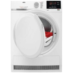 AEG T6DBG820N 8kg Condenser Tumble Dryer 6000 Series – WHITE