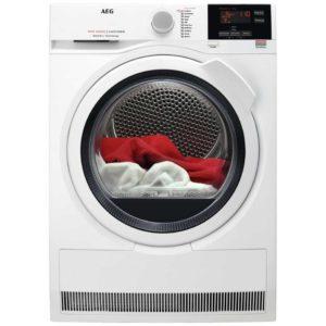 AEG T7DBG831R 8kg Heat Pump Condenser Tumble Dryer 7000 Series – WHITE