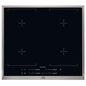 AEG HK654400XB 60cm MaxiSense 4 Zone Induction Hob - STAINLESS STEEL