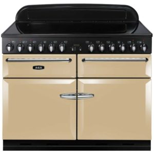 AGA Masterchef MEIXSOCRM 110cm Induction Range Cooker – CREAM