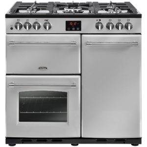 Britannia RC-12TG-FL-CR 120cm Fleet Dual Fuel Range Cooker – CREAM