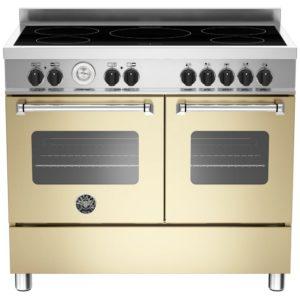 Bertazzoni MAS100-5I-MFE-D-CRE 100cm Master Series Induction Range Cooker – CREAM