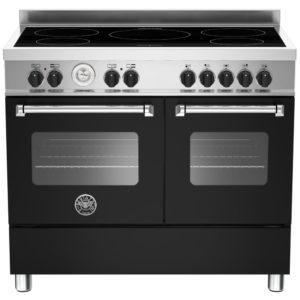 Bertazzoni MAS100-5I-MFE-D-NEE 100cm Master Series Induction Range Cooker – BLACK