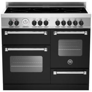 Bertazzoni MAS100-5I-MFE-T-NEE 100cm Master Series XG Induction Range Cooker – BLACK