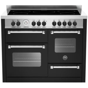 Bertazzoni MAS110-5I-MFE-T-NEE 110cm Master Series XG Induction Range Cooker – BLACK