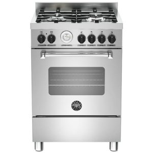 Stoves RICH600DFBLK 4723 60cm Freestanding Dual Fuel Cooker – BLACK