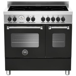 Stoves RICHMOND DX S1000EICC 4916 Richmond Deluxe 100cm Induction Cooker – CREAM