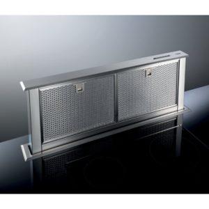 Best HOOD-BE-MV-90-SS Movie 90cm Downdraft Extractor - STAINLESS STEEL