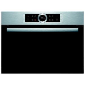 Bosch CBG675BS1B Serie 8 Pyrolytic Multifunction Compact Oven - STAINLESS STEEL