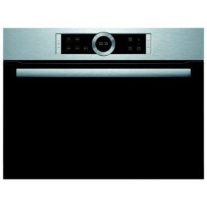 Bosch CFA634GS1B 60cm Serie 8 Built In Microwave For Tall Housing – STAINLESS STEEL