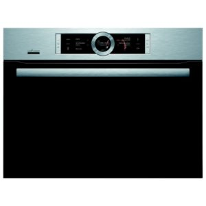 Bosch CMG676BS6B Serie 8 Built In Pyrolytic Combination Microwave – STAINLESS STEEL