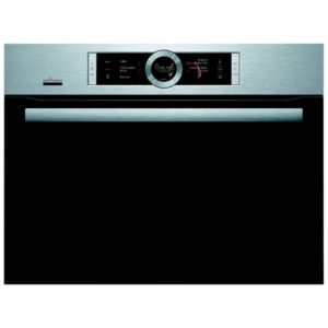 Bosch CNG6764S6B Serie 8 Built In Pyrolytic Combination Microwave – STAINLESS STEEL