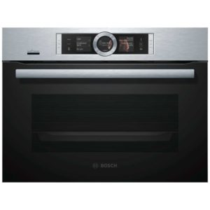 Bosch CDG634BS1B Serie 8 Steam Oven – STAINLESS STEEL