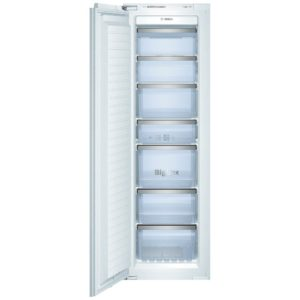 Bosch GIN38A55GB 177cm Serie 8 Integrated In Column Frost Free Freezer