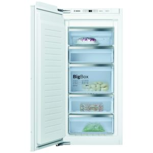 Bosch GIN41AE30G 122cm Serie 6 Integrated In Column Frost Free Freezer