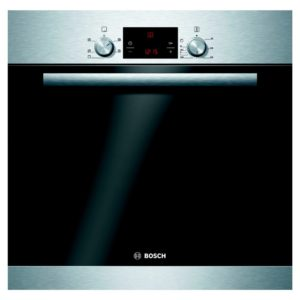 Bosch HBG673BS1B Serie 8 Pyrolytic Multifunction Single Oven – STAINLESS STEEL