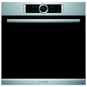 Bosch HBG674BS1B Serie 8 Pyrolytic Single Oven - STAINLESS STEEL