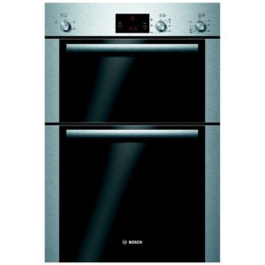 Bosch HBM13B251B Built In Serie 6 Double Oven - STAINLESS STEEL