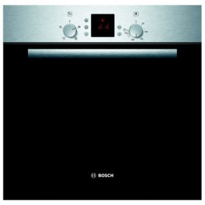 Bosch HBN331E7B 60cm Serie 2 Single Oven - STAINLESS STEEL