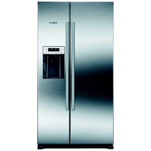 Bosch KAD90VI20G American Style Fridge Freezer With Ice & Water – STAINLESS STEEL