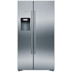 Bosch KAD92AI20G American Style Fridge Freezer Ice & Water - STAINLESS STEEL