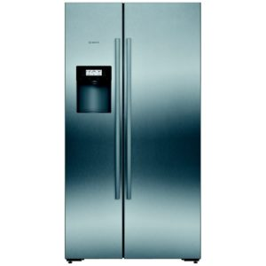Bosch KAD92AI30 American Style Fridge Freezer Ice & Water - STAINLESS STEEL