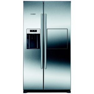 Bosch KAG90AI20G American Style Fridge Freezer Ice Water & Homebar - STAINLESS STEEL