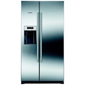 Bosch KAI90VI20G American Style Fridge Freezer Ice & Water Non Plumbed – STAINLESS STEEL
