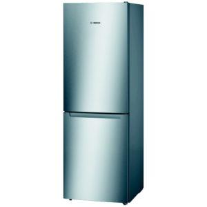 Bosch KGN33NL20G 60cm Serie 2 Frost Free Fridge Freezer - SILVER