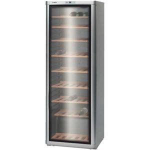 Bosch KSW30V81GB 60cm Freestanding Wine Cooler - ALUMINIUM