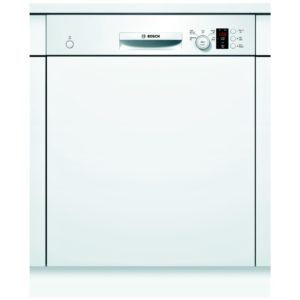 Bosch SMI50C12GB Serie 4 60cm Semi Integrated Dishwasher – WHITE