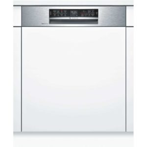 Bosch SMI68MS06G Serie 6 60cm Semi Integrated Dishwasher - STAINLESS STEEL