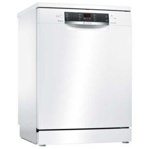 Bosch SMS46IW04G 60cm Serie 4 Freestanding Dishwasher – WHITE
