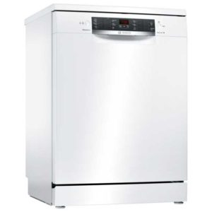 Whirlpool WFO3P33DLUK 60cm Freestanding Dishwasher – WHITE