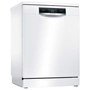 Bosch SMS88TW06G Serie 8 PerfectDry 60cm Freestanding Dishwasher – WHITE