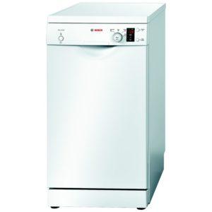 Bosch SPS40E12GB Serie 4 45cm Freestanding Dishwasher - WHITE