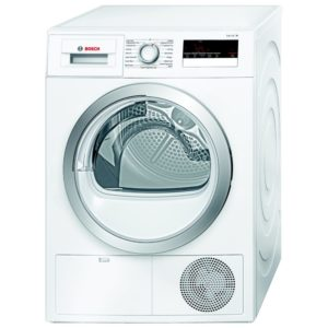 Siemens WT45M232GB 8kg IQ-300 Heat Pump Condenser Dryer – WHITE