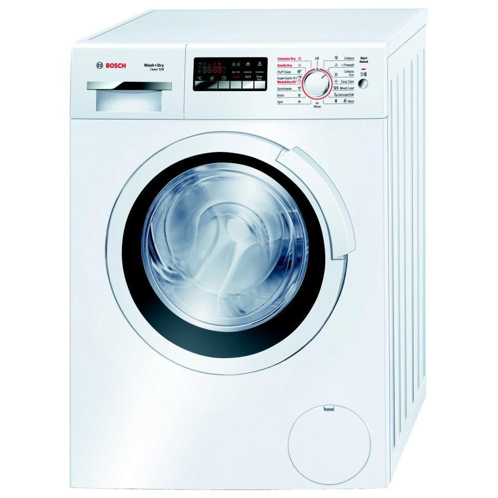 Bosch Dryer: Bosch WVH28360GB 7kg Exxcel Washer Dryer