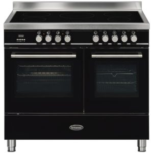 Britannia RC-10TI-QL-K 100cm Q Line Induction Range Cooker – BLACK