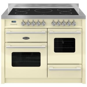Britannia RC-11XGI-DE-CR 110cm Delphi XG Induction Range Cooker – CREAM
