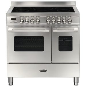 Britannia RC-9TI-DE-S 90cm Delphi Induction Twin Oven Range Cooker – STAINLESS STEEL