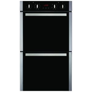 CDA DK1151SS Built In Electric Double Tower Oven - STAINLESS STEEL