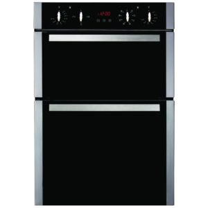 CDA DK951SS Built In Electric Double Oven - STAINLESS STEEL