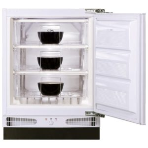 CDA FW283 Integrated Built Under Freezer