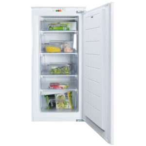CDA FW582 122cm Integrated In Column Freezer