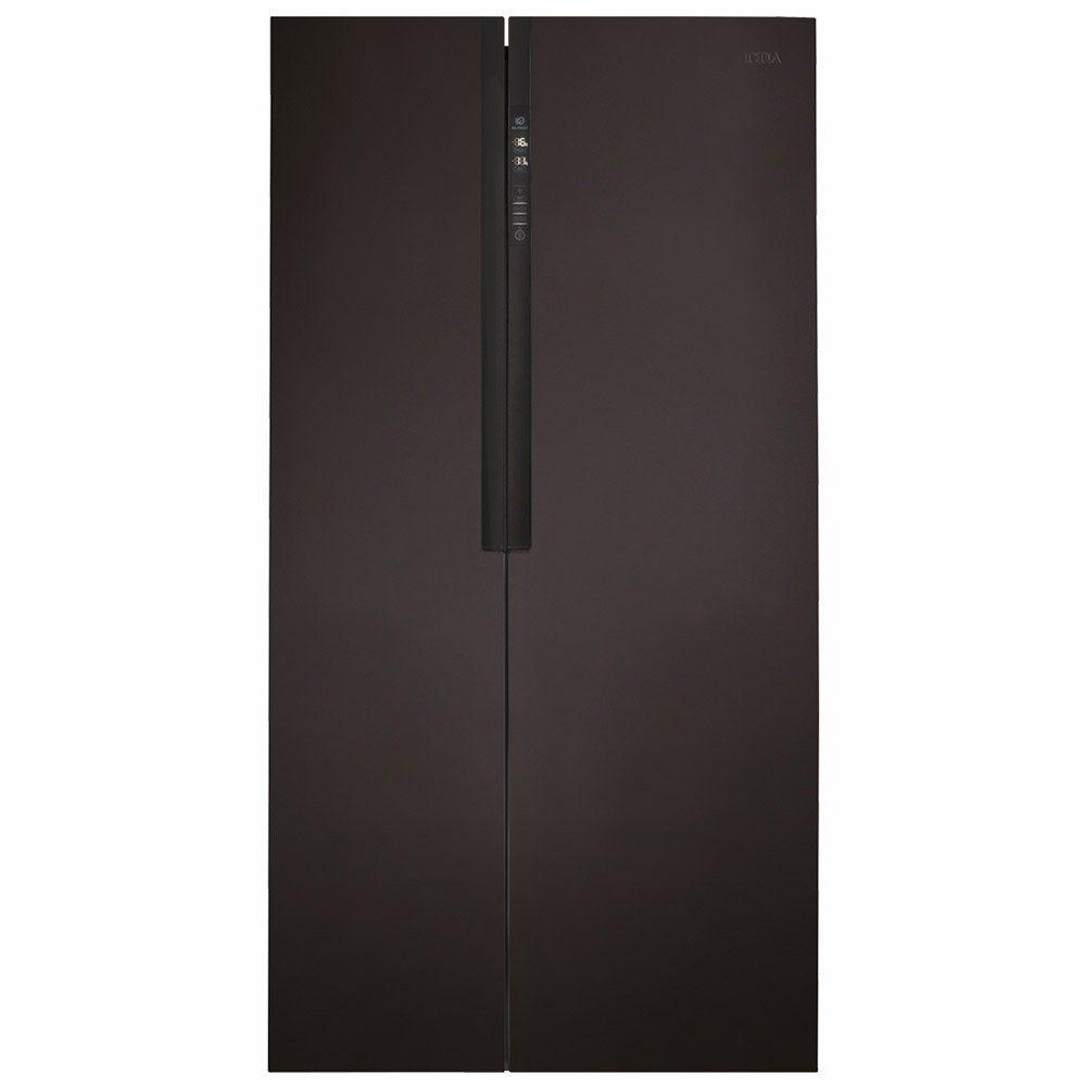 CDA PC52BL American Style Fridge Freezer