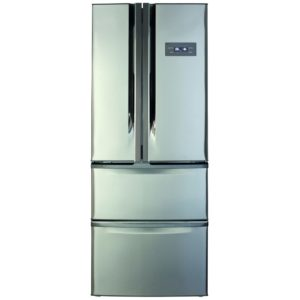 CDA PC84SC 70cm Four Door Frost Free Fridge Freezer - SILVER