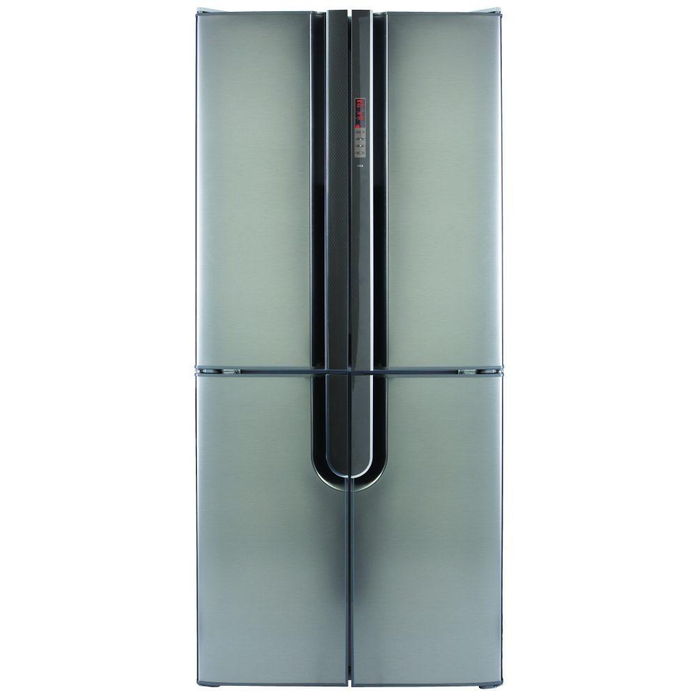 Cda Pc88ss 80cm Four Door Fridge Freezer Appliance City